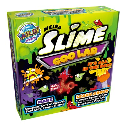 WILD SCIENCE - WEIRD SLIME LAB