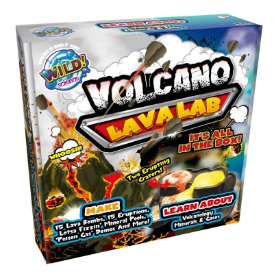 WILD SCIENCE - VOLCANO KIT