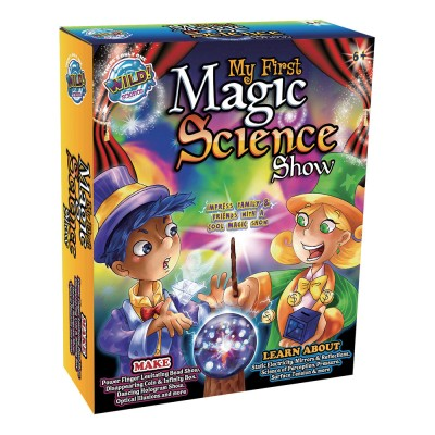 WILD SCIENCE - MAGIC SCIENCE SHOW