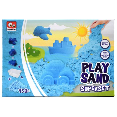 SLAMMER PLAY SAND SET TRANSPORT