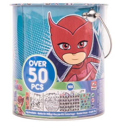 PJ MASKS KREATIVNI SET 50/1