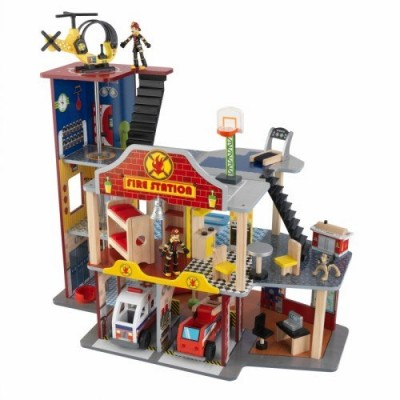 Kidkraft igralni set Fire Rescue