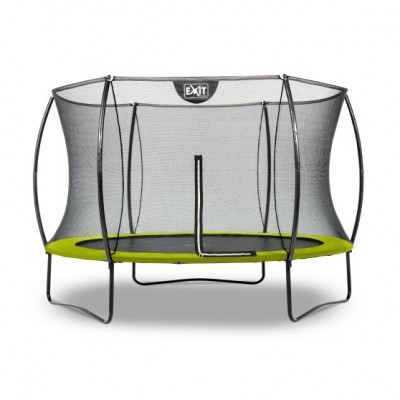 Trampolin Exit Silhouette |ø305 cm| -green-