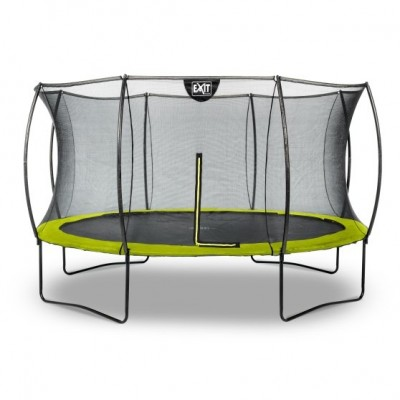 Trampolin Exit Silhouette |ø366 cm| -green-