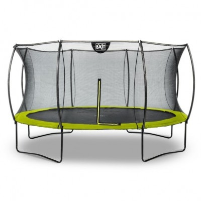 Trampolin Exit Silhouette |ø427 cm| -green