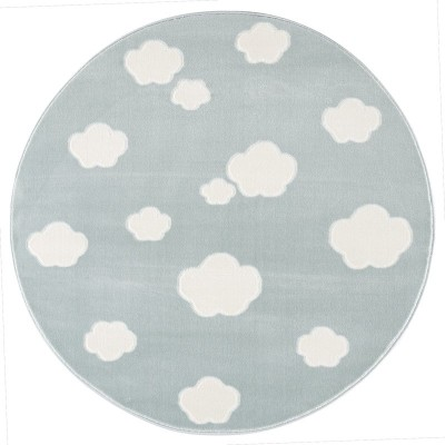 preproga SKY CLOUD Blue 133cm