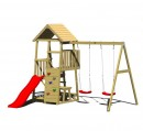 Igralni stolp Junior Activity DoubleSwing