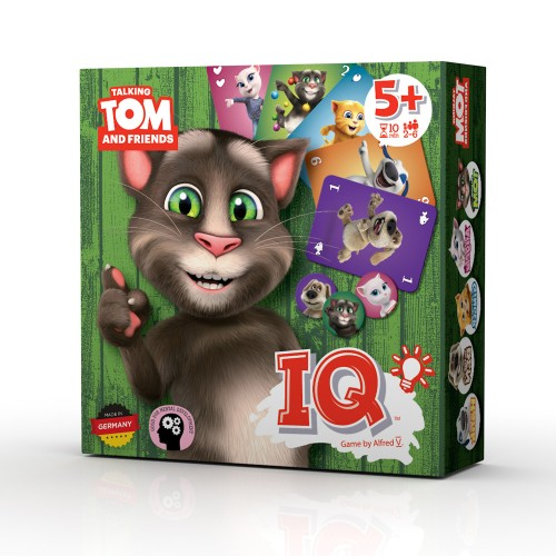 TALKING TOM AND FRIENDS DRUŽABNA IGRA IQ