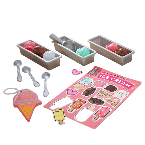 Sladoled set kidkraft