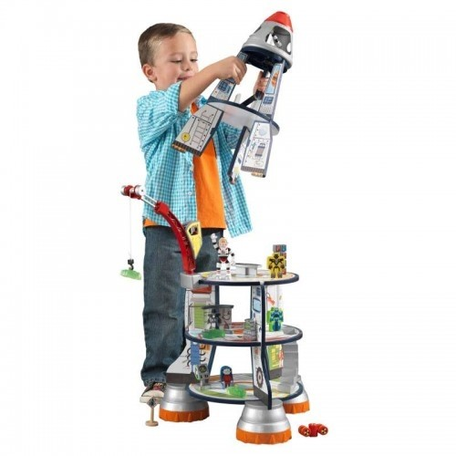 Kidkraft igralni set Rocket Ship